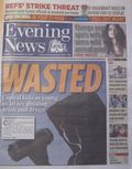 Evening News 221110 cover